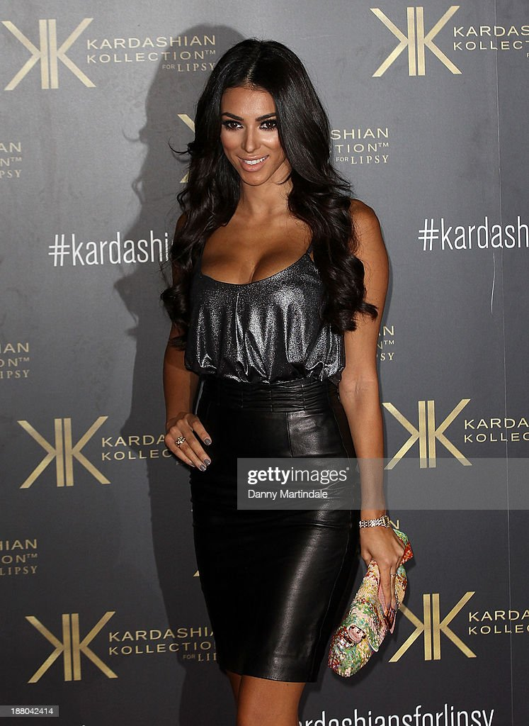 <a gi-track='captionPersonalityLinkClicked' href=/galleries/search?phrase=Georgia+Salpa&family=editorial&specificpeople=7896315 ng-click='$event.stopPropagation()'>Georgia Salpa</a> attends the launch party for the Kardashian Kollection for Lipsy at Natural History Museum on November 14, 2013 in London, England.