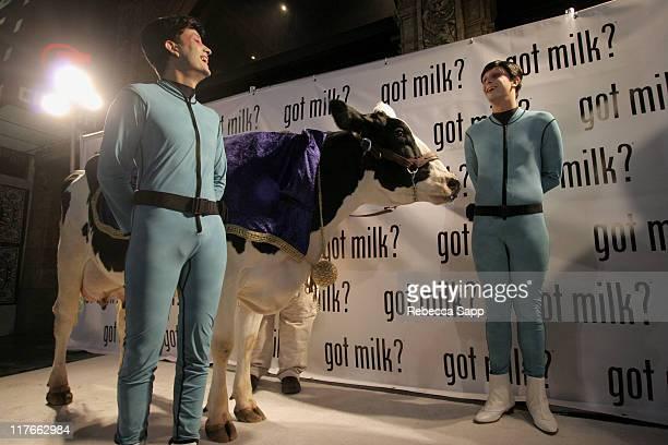 Georgia star of Got Milk commercials and Alien Scientists
