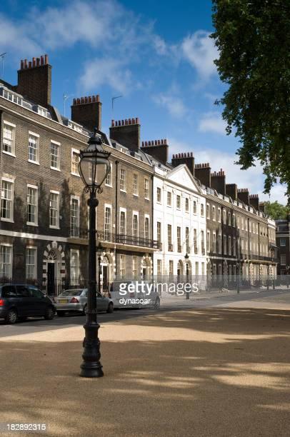 Georgian Square, London