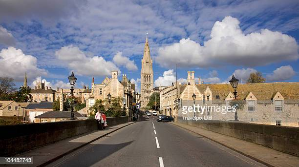 Georgian Town of Stamford, Lincolnshire, UK