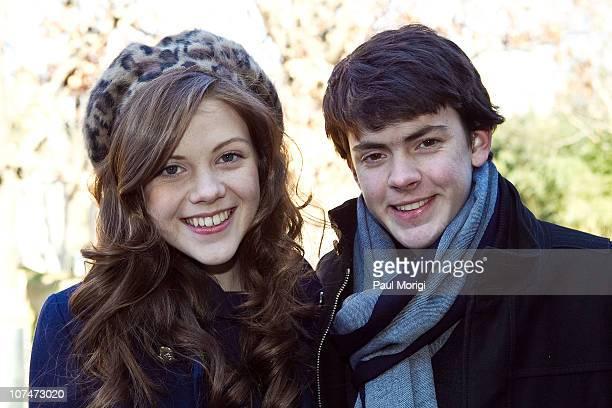 are georgie henley and skandar keynes dating 2013