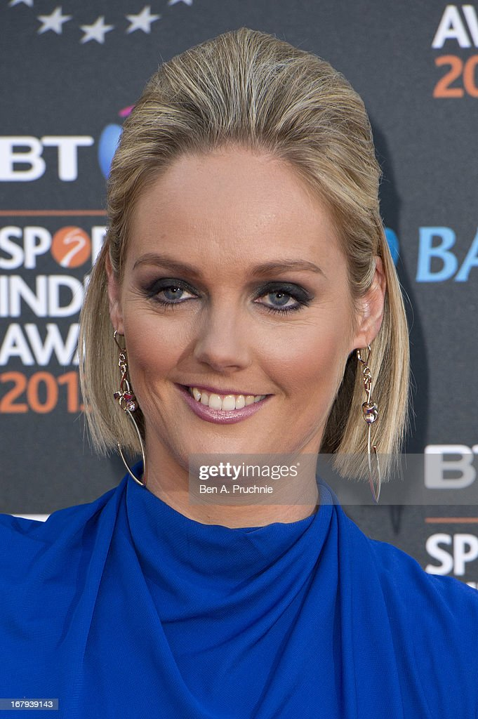 <a gi-track='captionPersonalityLinkClicked' href=/galleries/search?phrase=Georgie+Twigg&family=editorial&specificpeople=7180108 ng-click='$event.stopPropagation()'>Georgie Twigg</a> attends the BT Sports Industry awards at Battersea Evolution on May 2, 2013 in London, England.