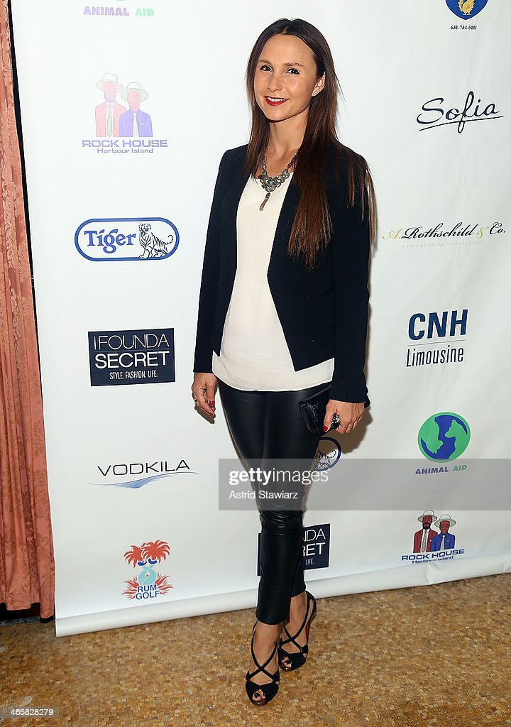 <a gi-track='captionPersonalityLinkClicked' href=/galleries/search?phrase=Georgina+Bloomberg&family=editorial&specificpeople=2466291 ng-click='$event.stopPropagation()'>Georgina Bloomberg</a> 2014 Animal USA Event at The Jane Hotel on January 29, 2014 in New York City.