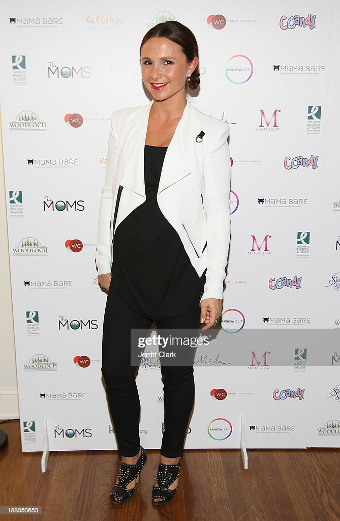 <a gi-track='captionPersonalityLinkClicked' href=/galleries/search?phrase=Georgina+Bloomberg&family=editorial&specificpeople=2466291 ng-click='$event.stopPropagation()'>Georgina Bloomberg</a> attends an evening celebrating the expansion of healthcare services to women worldwide on November 14, 2013 in New York City.