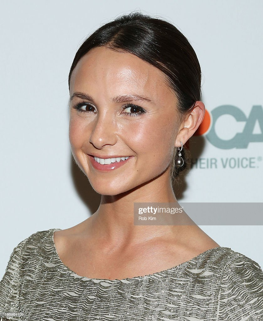 Georgina Bloomberg attends the 16th Annual ASPCA Bergh Ball at The Plaza Hotel - 5th Avenue on April 11, 2013 in New York City.