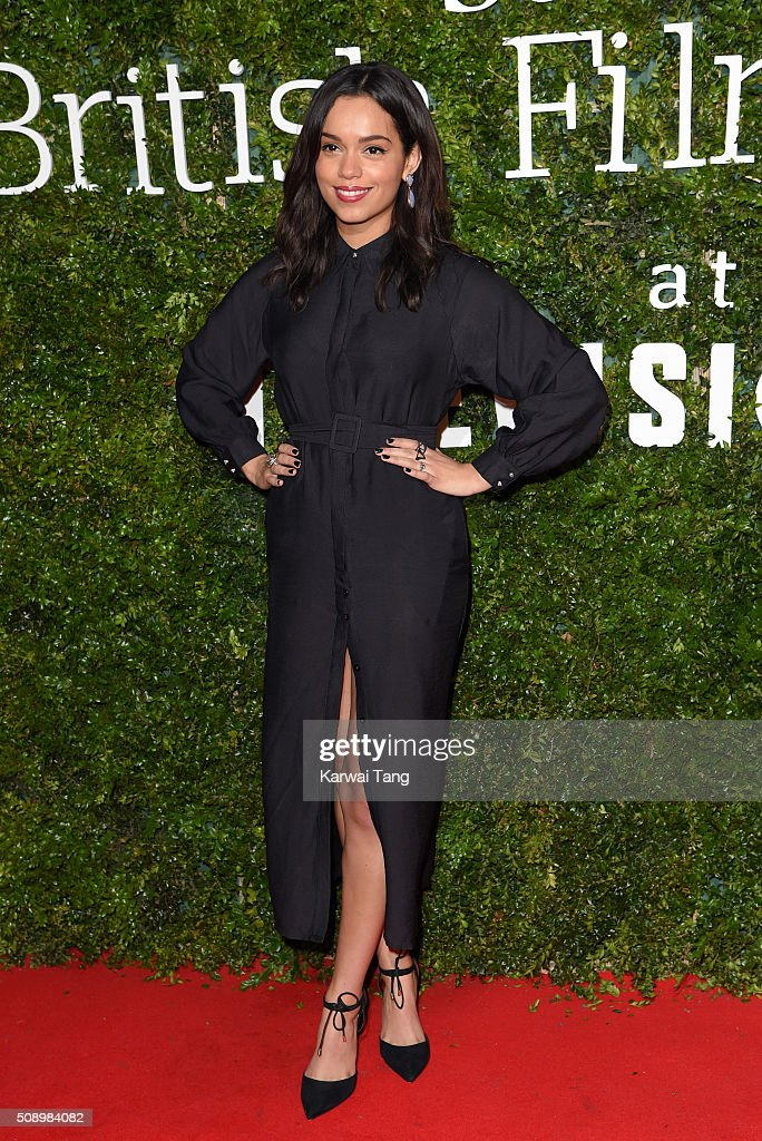 <a gi-track='captionPersonalityLinkClicked' href=/galleries/search?phrase=Georgina+Campbell&family=editorial&specificpeople=14165768 ng-click='$event.stopPropagation()'>Georgina Campbell</a> attends the London Evening Standard British Film Awards at Television Centre on February 7, 2016 in London, England.