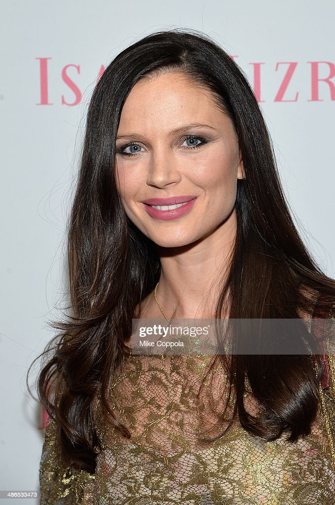 Georgina Chapman attends the Good Shepherd Services Spring Party hosted by Isaac Mizrahi at Stage 37 on April 24, 2014 in New York City.
