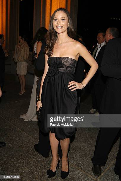 Georgina Chapman attends VANITY FAIR Tribeca Film Festival Party hosted by Graydon Carter and Robert DeNiro at The State Supreme Courthouse on April...