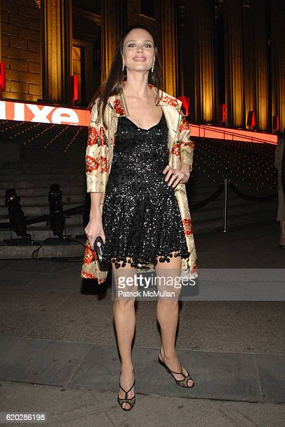 Georgina Chapman attends VANITY FAIR Tribeca Film Festival Party hosted by GRAYDON CARTER ROBERT DE NIRO and RONALD PERELMAN at The State Supreme...