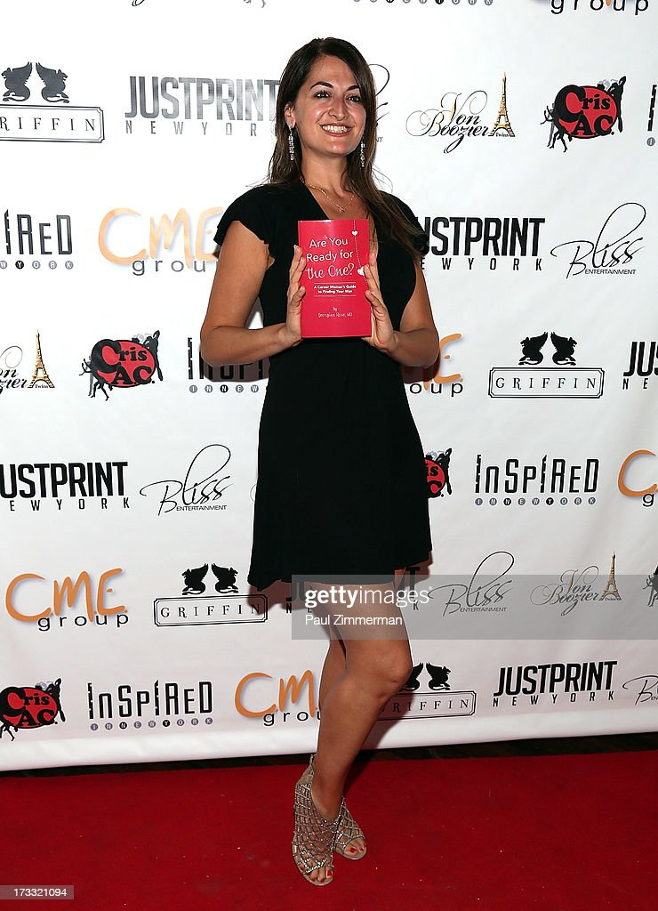 Georgina Rose attends 'Inspired In New York' event on July 11, 2013 in New York, United States.