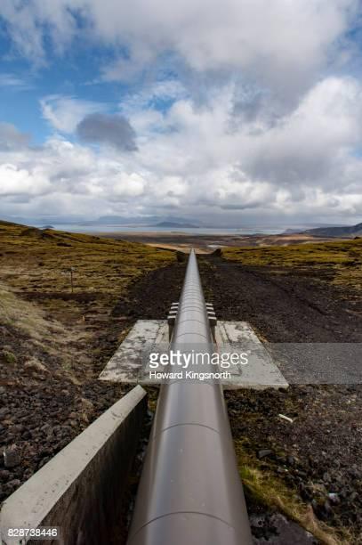 Geothermal pipeline