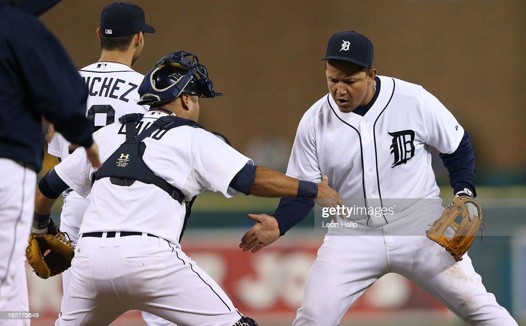 Kansas City Royals v Detroit Tigers