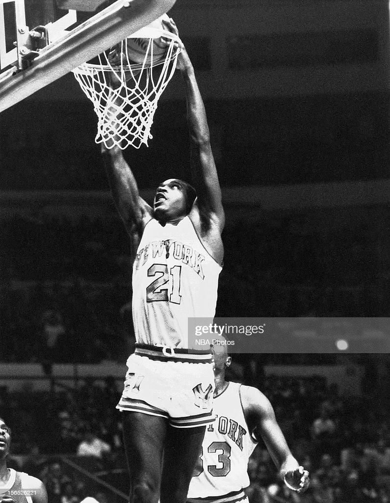 New York Knicks Gerald Wilkins