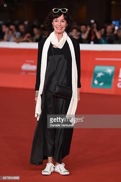 Geraldine Chaplin attends 'Dolares De Arena' Red Carpet during the 9th Rome Film Festival at Auditorium Parco Della Musica on October 21 2014 in Rome...
