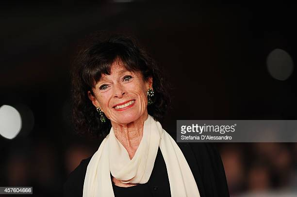 Geraldine Chaplin attends the 'Dolares De Arena' Red carpet during the 9th Rome Film Festival on October 21 2014 in Rome Italy