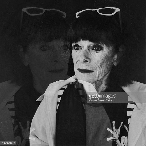 Geraldine Chaplin is pictured during the 9th Rome Film Festival on October 22 2014 in Rome Italy