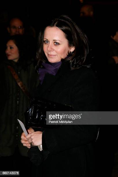Geraldine Hughes attends Opening Night for THE AMERICAN PLAN at Samuel J Friedman Theatre on January 22 2009 in New York City