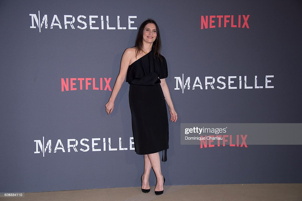 """Marseille"" Netflix TV Serie Wold Premiere At Palais Du Pharo In Marseille"