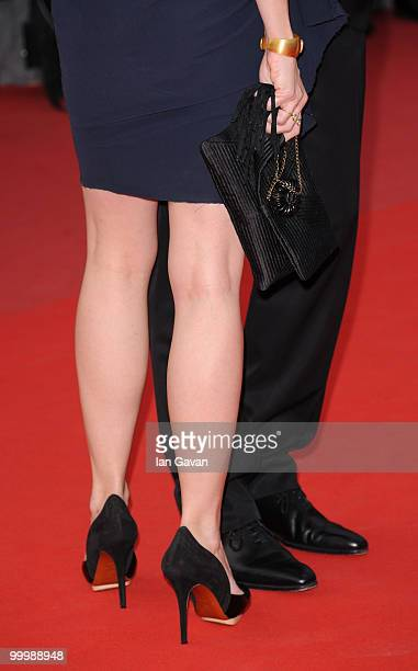 Geraldine Pailhas attends the 'Poetry' Premiere at the Palais des Festivals during the 63rd Annual Cannes Film Festival on May 19 2010 in Cannes...