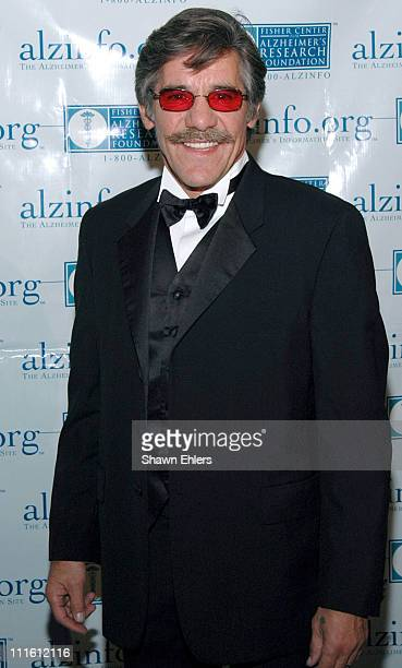Geraldo Rivera during The Fisher Center for Alzheimer's Research Foundation Hosts Wild West Celebrity Gala and Poker Night and Honors Rita Cosby at...