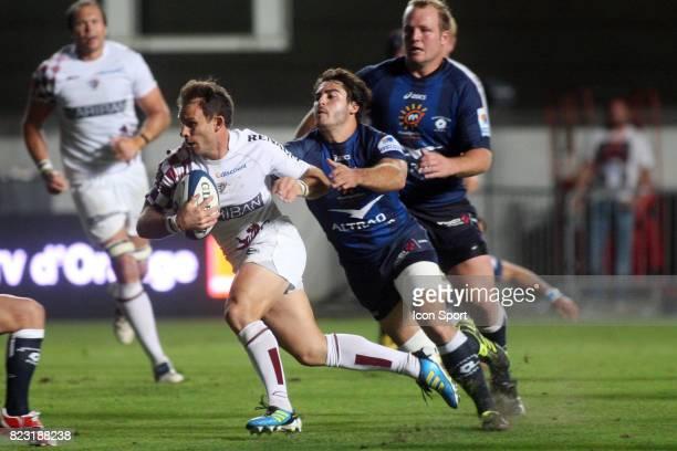 Gerard FRASER Montpellier / Bordeaux Begles 5e journee Top 14