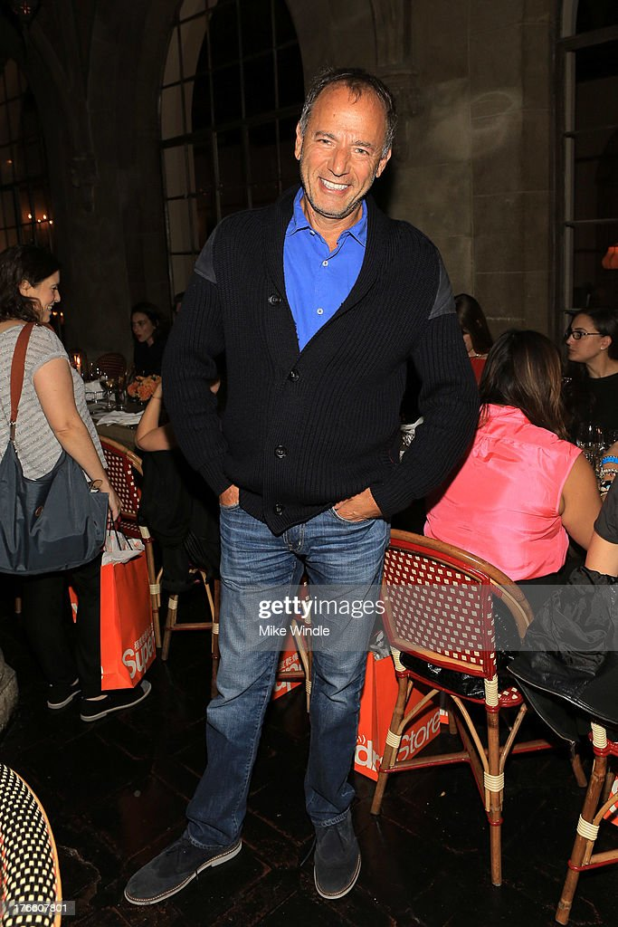 Gerard Guez attends the SUPERDRY intimate dinner in celebration of the brand's Autumn/Winter 2013 Collection at Chateau Marmont on August 15, 2013 in Los Angeles, California.