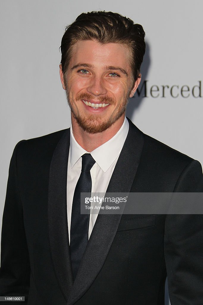 Gerard Hedlund arrives at amfAR's Cinema Against AIDS at Hotel Du Cap on May 24, 2012 in Antibes, France.