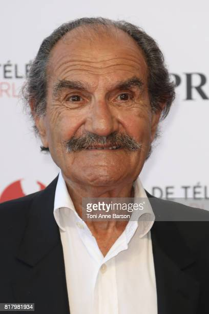 Gerard Hernandez arrives at the Opening Ceremony of the 57th Monte Carlo TV Festival and World premier of Absentia Serie on June 16 2017 in...