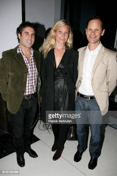 Gerard Maione Aimee Scher and Jeff Summer attend DRINKS IN JEAN NOUVEL PENTHOUSE hosted by Holly Parker Trish Riedel and Philip Tabor at 100 11th...