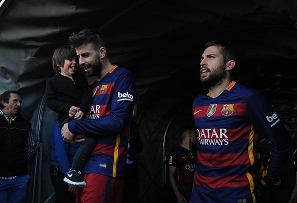 Granada CF v FC Barcelona - La Liga : News Photo