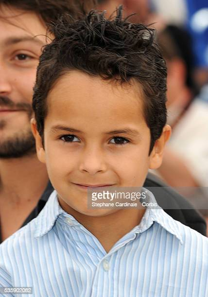 Gerardo Ruiz Esparza at the photocall for 'Abel' during the 63rd Cannes International Film Festival