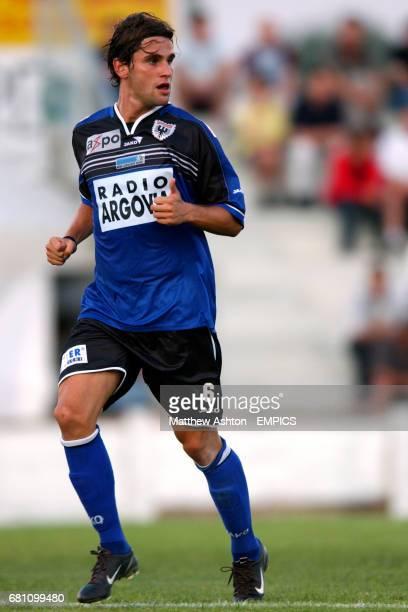 Gerardo Seoane FC Aarau
