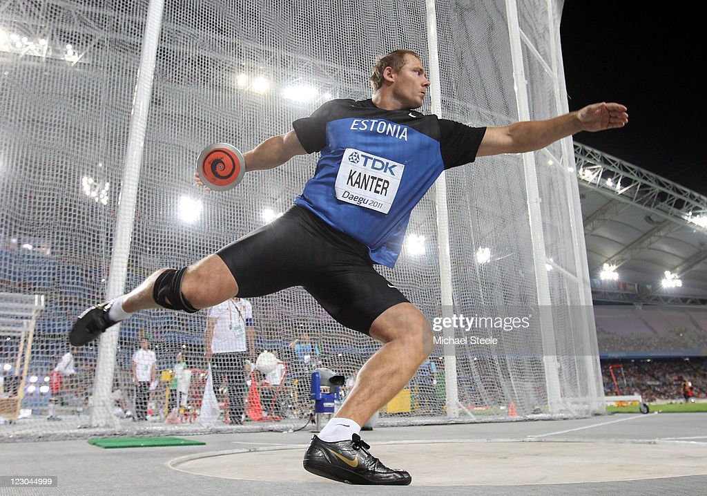 Gerd Kanter | Getty Images