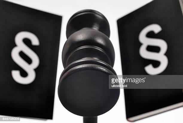 Gerechtigkeit Justiz Richter Richterhammer Gesetz Jura Rechtssprechung Gericht Gerichte Urteil Urteile Paragraph Paragraphen Buch B¸cher Gesetzbuch...