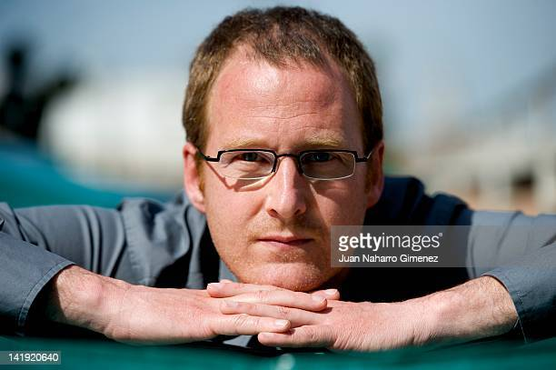Gereon Wetzel poses for a portrait session during the presentation of the documentary 'El Bulli Cooking In Progress' on March 26 2012 in Madrid Spain