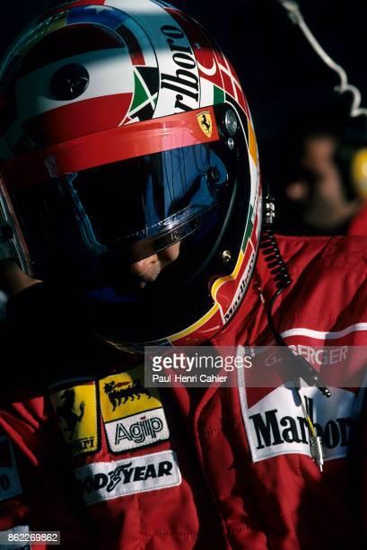 Gerhard Berger Grand Prix of Portugal Autodromo do Estoril 24 September 1995