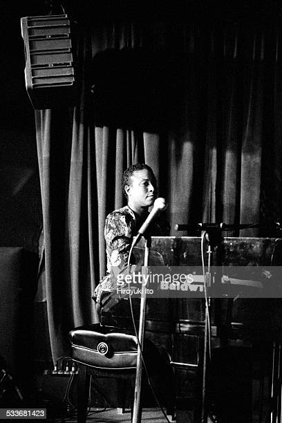 Geri Allen and her group performing at the Village Vanguard on August 23 1998This imageGeri Allen