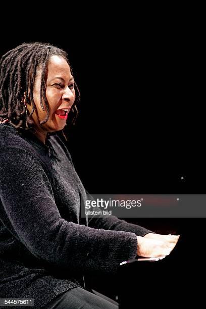 Geri Allen Pianistin Jazzmusik USA Auftritt in der Kölner Philharmonie