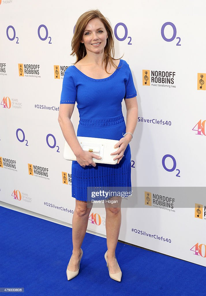 <a gi-track='captionPersonalityLinkClicked' href=/galleries/search?phrase=Geri+Halliwell&family=editorial&specificpeople=157601 ng-click='$event.stopPropagation()'>Geri Halliwell</a> attends the Nordoff Robbins O2 Silver Clef awards at the Grosvenor House Hotel on July 3, 2015 in London, England.