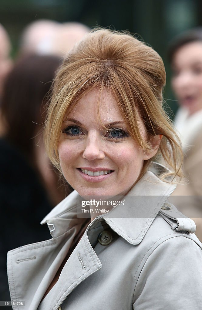Geri Halliwell attends the opening of London Zoo's new Tiger Territory, a 3.6GBP million project to house Sumatran tigers Jae Jae and Melati, at ZSL London Zoo on March 20, 2013 in London, England.