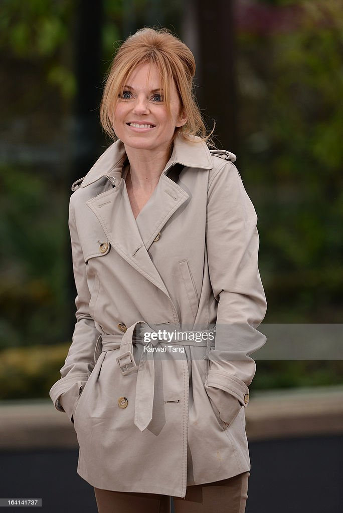 Geri Halliwell attends the opening of London Zoo's new Tiger Territory at ZSL London Zoo on March 20, 2013 in London, England.