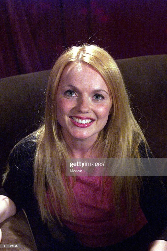 <a gi-track='captionPersonalityLinkClicked' href=/galleries/search?phrase=Geri+Halliwell&family=editorial&specificpeople=157601 ng-click='$event.stopPropagation()'>Geri Halliwell</a> during <a gi-track='captionPersonalityLinkClicked' href=/galleries/search?phrase=Geri+Halliwell&family=editorial&specificpeople=157601 ng-click='$event.stopPropagation()'>Geri Halliwell</a> Launches New Album in New York City, New York, United States.