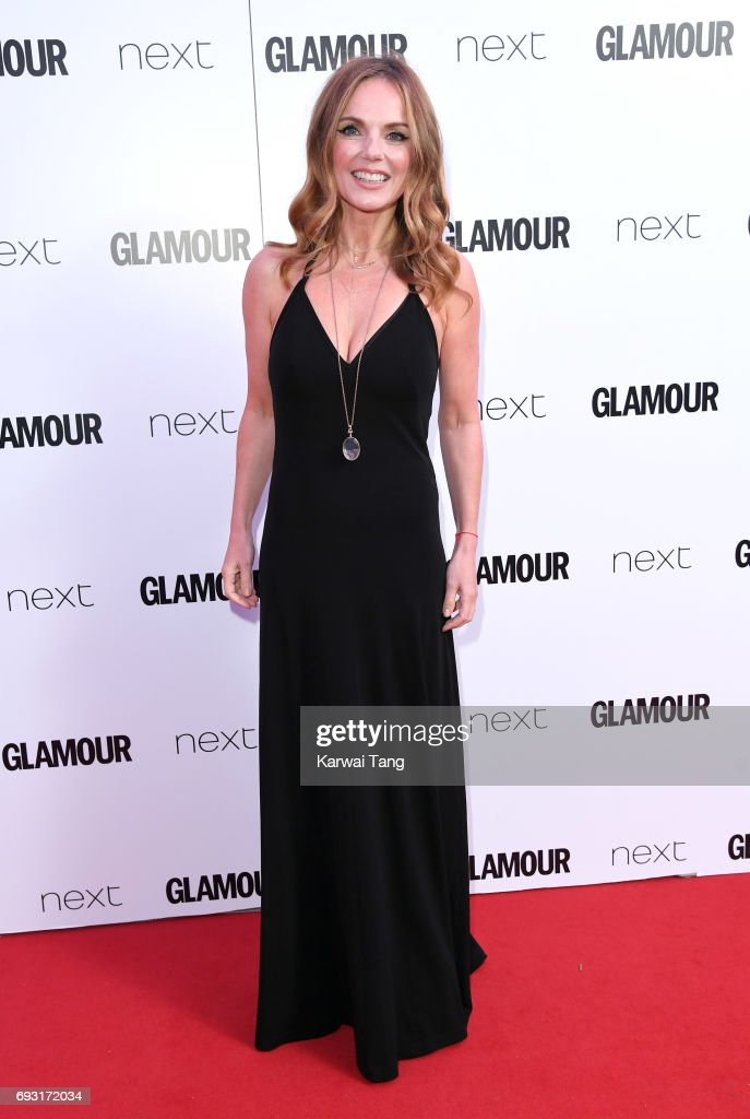 Geri Horner attends the Glamour Women of The Year Awards 2017 at Berkeley Square Gardens on June 6, 2017 in London, England.
