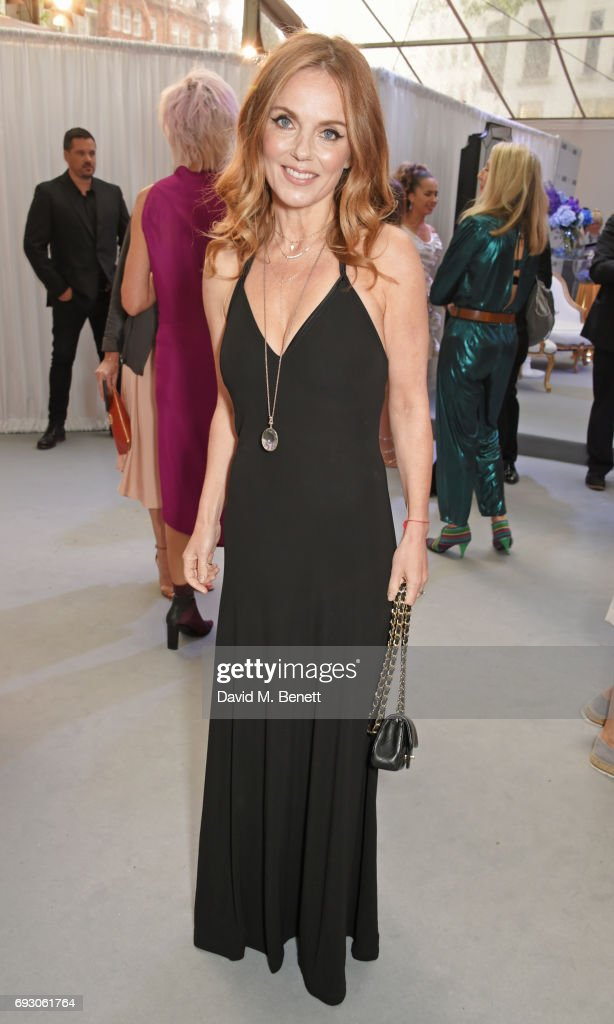 Geri Horner attends the Glamour Women of The Year Awards 2017 in Berkeley Square Gardens on June 6, 2017 in London, England.