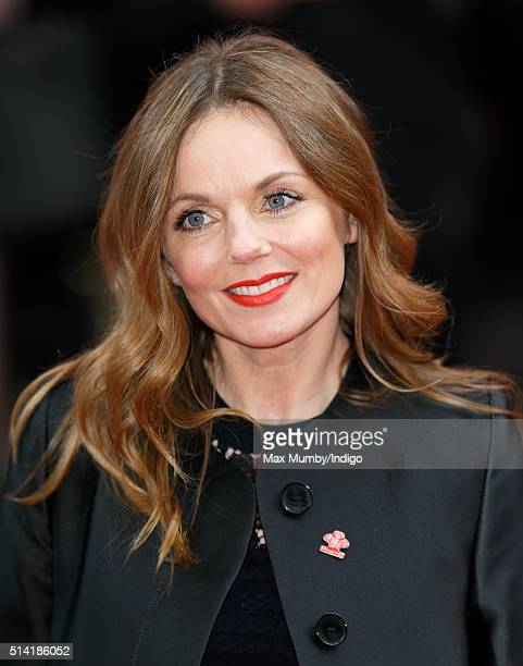 Geri Horner attends the Prince's Trust Celebrate Success Awards at the London Palladium on March 7 2016 in London England
