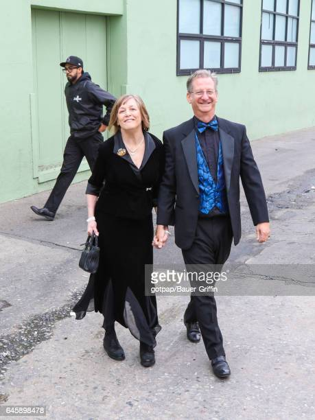 Geri Jewell is seen on February 26 2017 in Los Angeles California