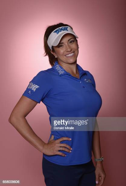 Gerina Piller of the United States poses for a portrait at the Park Hyatt Aviara Resort on March 22 2017 in Carlsbad California