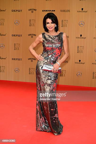 Gerit Kling attends the Bambi Awards 2015 at Stage Theater on November 12 2015 in Berlin Germany