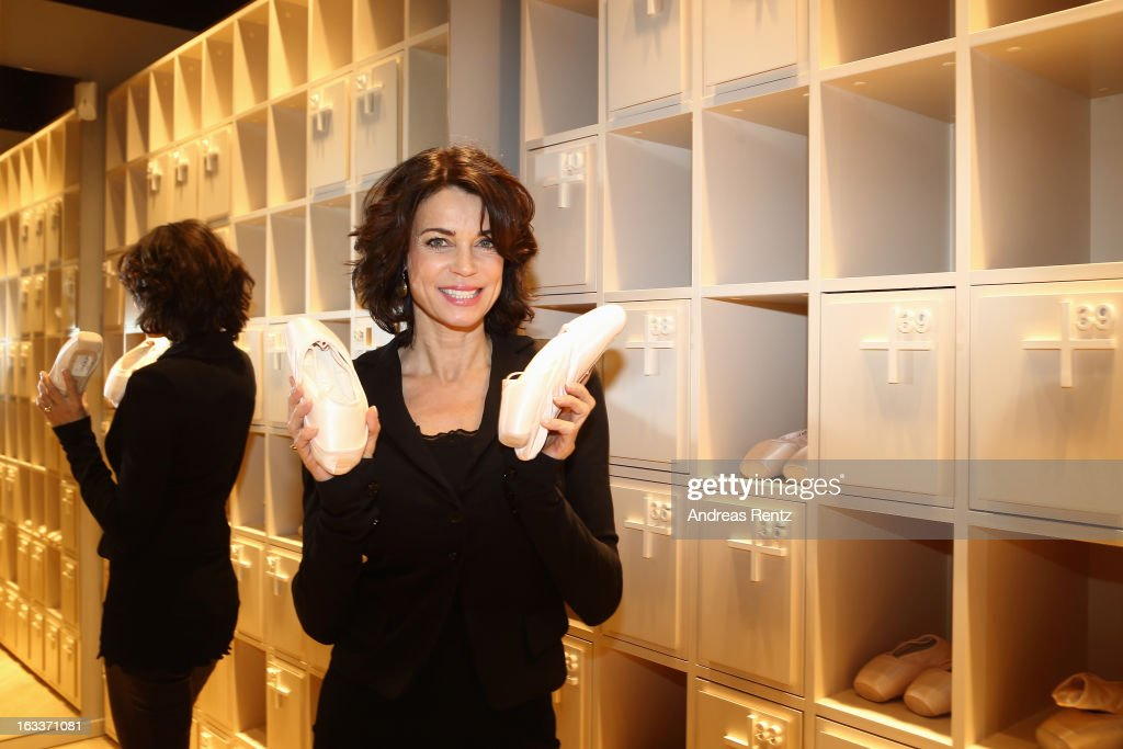 Gerit Kling attends the 'Dimensione Danza' - Berlin store opening on March 8, 2013 in Berlin, Germany.