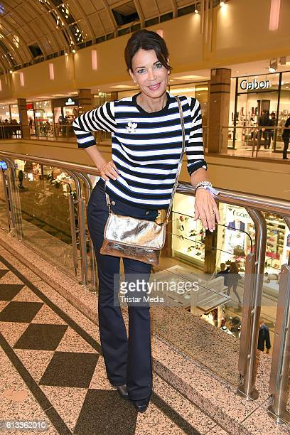 Gerit Kling attends the Late Night Shopping Party on October 7 2016 in Hamburg Germany
